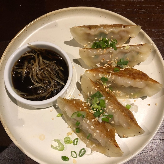 Decent Dumplings ($5)