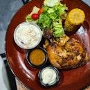 ¼ Roasted Benja Chicken