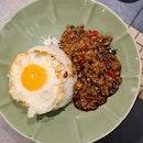Basil Pork Rice