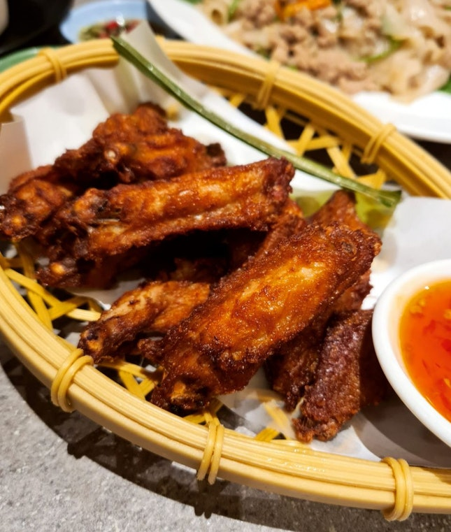 Crispy Thai Wing