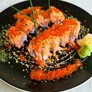 Salmon Mentaiko Roll ($17++)