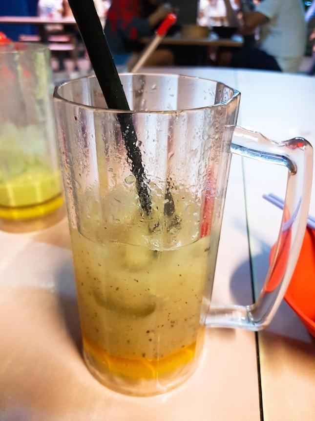 Kiwi Juice ($2.50)