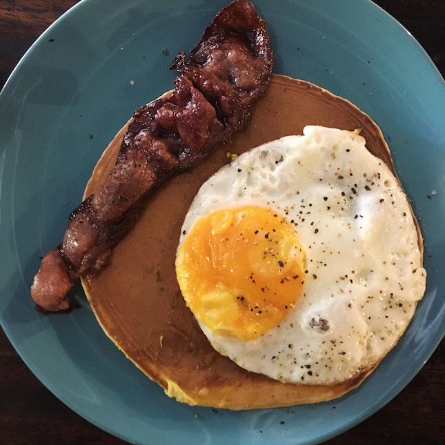 Pancake Tampal (RM12)