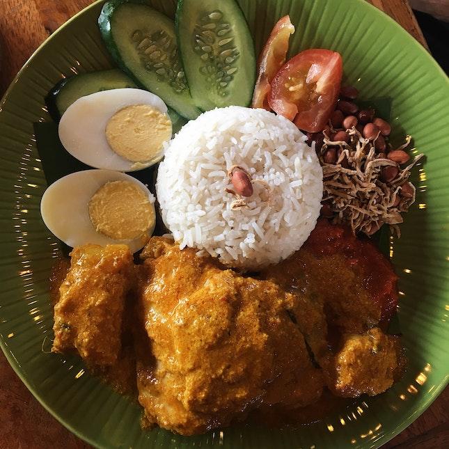 BEAM Nasi Lemak (RM16.50)