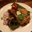Rempah Rata 1/4 Roasted Chicken (RM33)