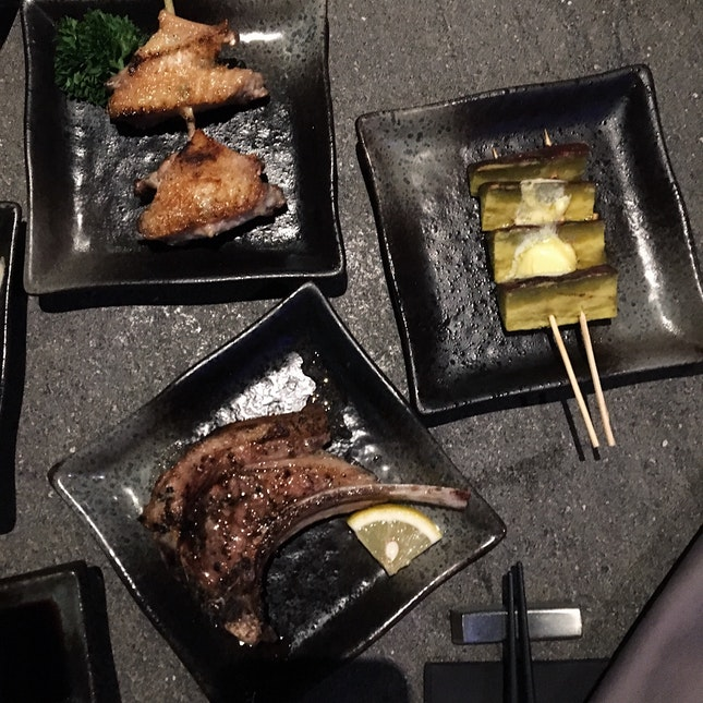 Chicken Wings & Sweet Potato (RM5 each)