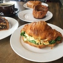 Egg Croissanwich (RM8.20)