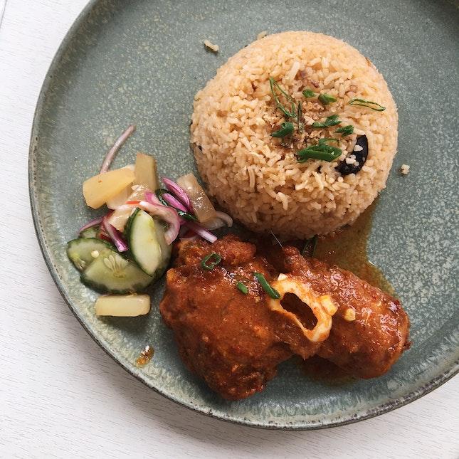Tomato Rice (RM16)