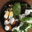 Falafel Salad (RM20)