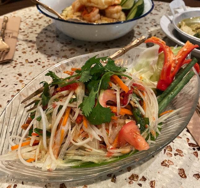 Papaya Salad (RM22)