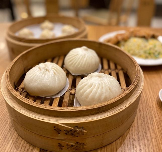 Chicken & Mushroom Bun (RM12)