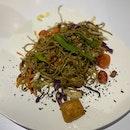 Oriental Fried Organic Pumpkin Ramen (RM15.80)