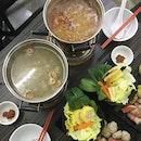 Affordable yummy Tom yum Hotpot!