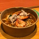Traditional Prawn Noodle ($5.90)