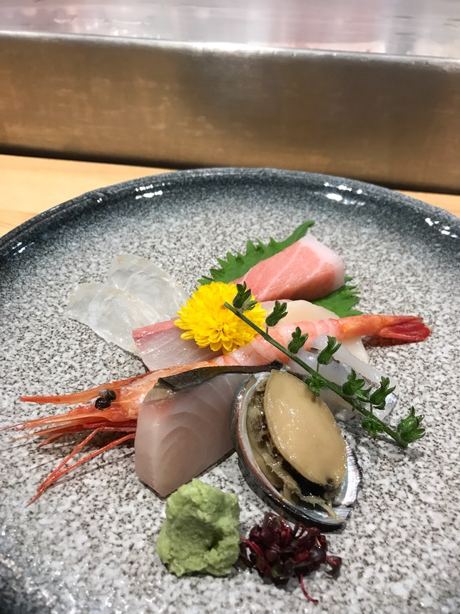 Relatively Affordable Omakase With A Chef That Makes You Laugh