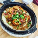Claypot chicken dindin  #belleyeats #burpple #claypotrice  #twentybears