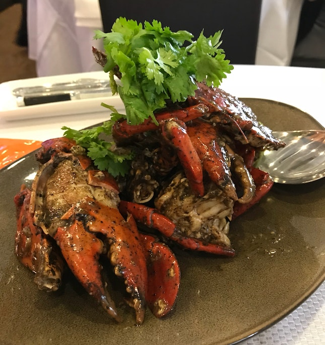 Peppery Crab 🦀