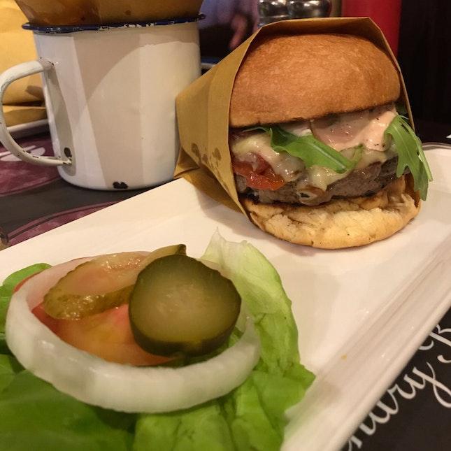 No 1 Burger