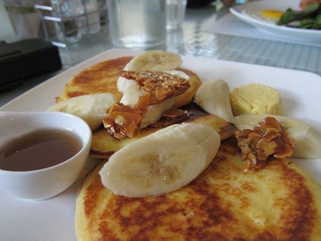 Ricotta Pancake