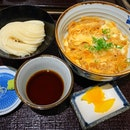 Cold Udon & Pork Katsu