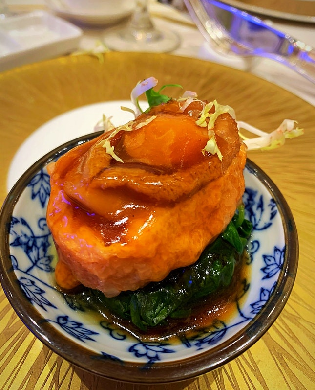 'UPscale' Chinese dining