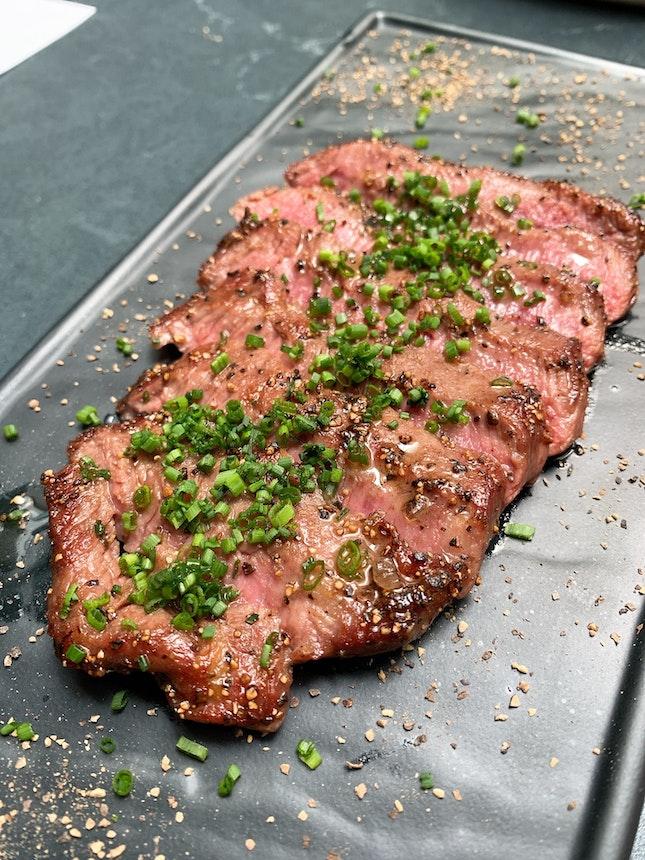 100g Feather Blade Steak
