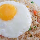 Do you remember that one stall which sells fried rice in your primary school?
