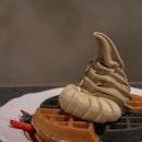 Waffles and ice cream HAS TO BE the best combination ever created 💯😍 — #burpple #instafood #foodstagram #sgeats #sgfood #thisisinsiderfood #desserts #foodinsing #stfoodtrending #tslmakan #singaporeinsiders #waffles #twentygrammes #melmeleatsangmokio