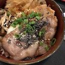 Iberico Pork Belly W Onsen Egg ($12.50)