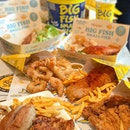 If you're looking for affordable fish and chips🐟, @bigfishsmallfishsg would definitely be your answer!