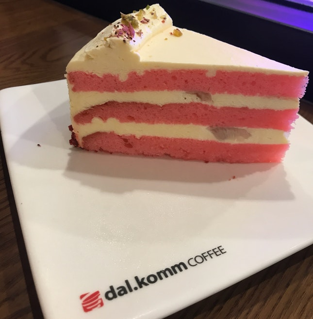 Flora Lychee Cake