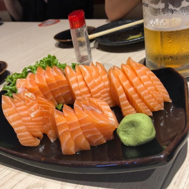 $3 For 5 Sashimi!!