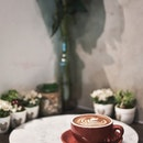 Catch up sessions over coffee and waffles  #coffee #cappuccino #waffles #coffeeholics #coffeeaddict #cafe #cafehoppingsg #food #foodphotography #foodgram #f52grams #foodporn #eeeeeats #instafoodsg #burpple #exploresg #igsg