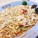 Boon Lay Ho Huat Fried Hokkien Mee (Boon Lay Place Food Village)