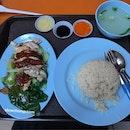 Chicken Rice Set, $5