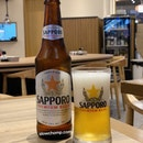 Sapporo Beer (330ml), $5.50+