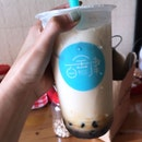 Brown Sugar Pearls W/ Milk