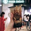 Tiger Sugar Brown Sugar Fresh Milk