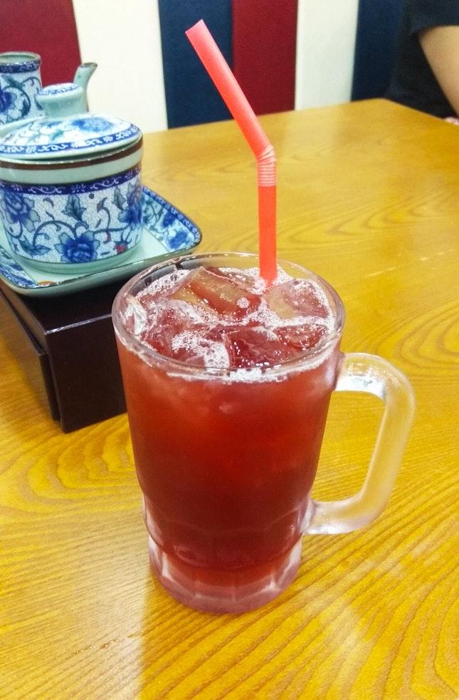Sour Prune Juice