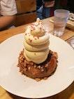 Chendol Softserve Mochi Donut