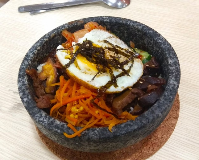 Chicken Bibimbap
