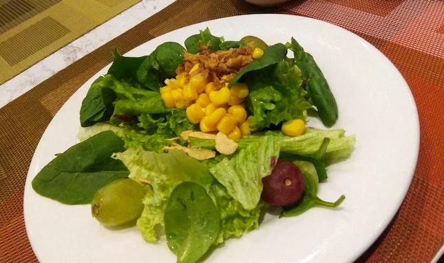 Free-Flow Salad