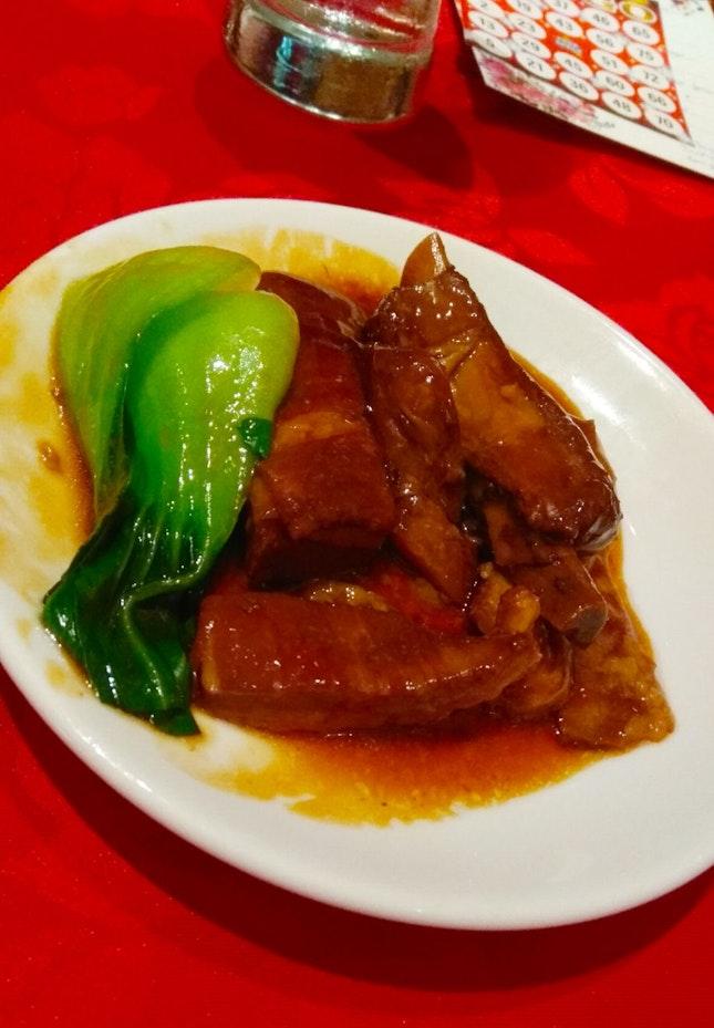 Wuxi-Style Braised Pork Ribs