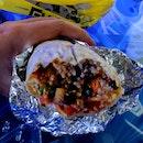 Spicy Chicken Burrito