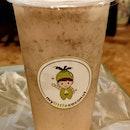 Coconut Oreo Shake
