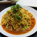 Sour & Spicy Chilled Noodle