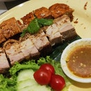 UYKD Crispy Pork Belly With Special Dipping Sauce