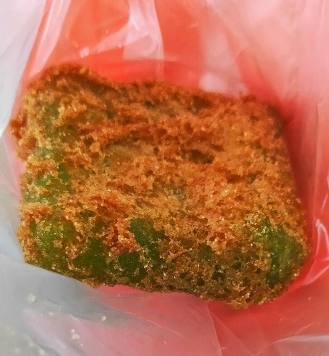 Fried Tapioca Kueh