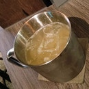 Sparkling Yuzu Drink