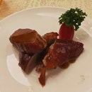 Roasted Crispy Duck With Angelica Herb
